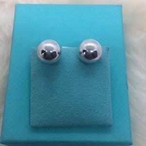 Tiffany & Co. 14mm Hardwear Stud Earrings